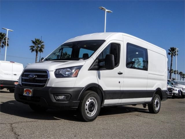 2020 Ford Transit 350 Med Roof 4x2, Crew Van #FL4403DT - photo 1