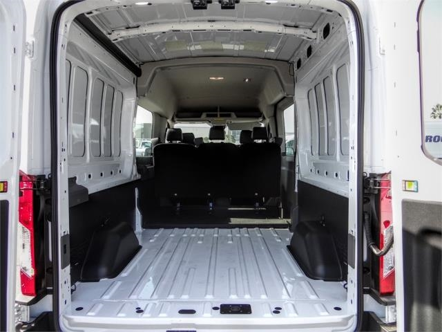 2020 Ford Transit 350 Med Roof 4x2, Crew Van #FL4403DT - photo 2