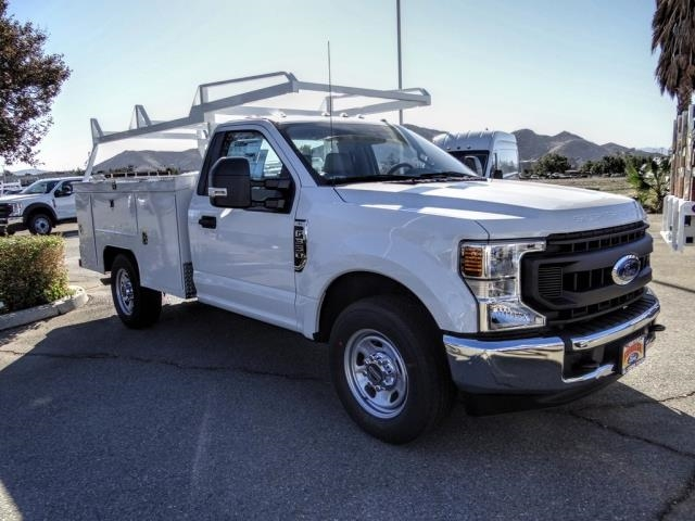 2020 Ford F-350 Regular Cab 4x2, Scelzi Signature Service Body #FL4414 - photo 8