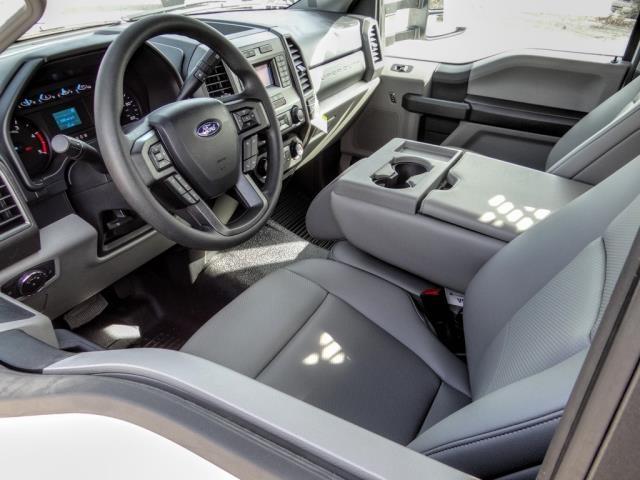 2020 Ford F-350 Regular Cab DRW 4x2, Scelzi WFB Stake Bed #FL4426 - photo 10
