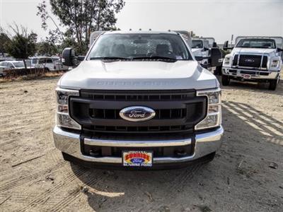 2020 Ford F-350 Regular Cab DRW 4x2, Scelzi WFB Stake Bed #FL4426 - photo 8