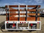 2020 Ford F-350 Regular Cab DRW 4x2, Scelzi WFB Stake Bed #FL4426 - photo 4