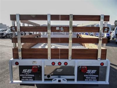 2020 Ford F-350 Regular Cab DRW 4x2, Scelzi WFB Stake Bed #FL4427 - photo 4