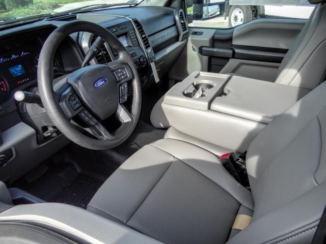 2020 Ford F-350 Regular Cab DRW 4x2, Scelzi WFB Stake Bed #FL4433 - photo 10