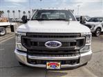 2020 Ford F-350 Regular Cab DRW 4x2, Scelzi WFB Stake Bed #FL4433 - photo 9