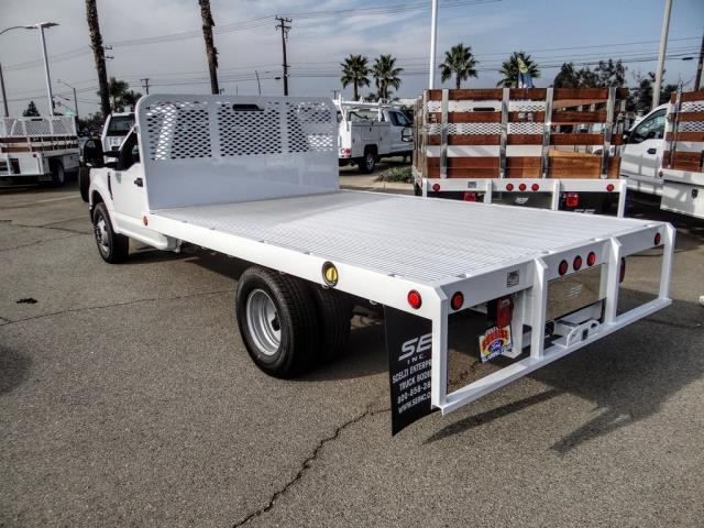 2020 Ford F-350 Regular Cab DRW 4x2, Scelzi WFB Flatbed #FL4434 - photo 2