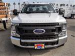 2020 Ford F-350 Regular Cab DRW 4x2, Scelzi WFB Flatbed #FL4434 - photo 8