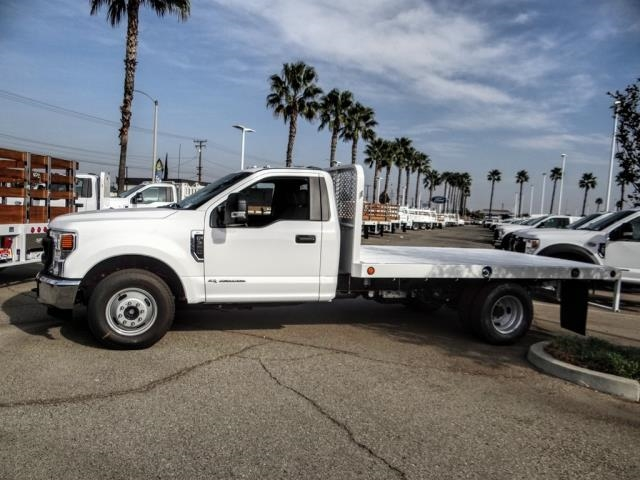 2020 Ford F-350 Regular Cab DRW 4x2, Scelzi WFB Flatbed #FL4445 - photo 3