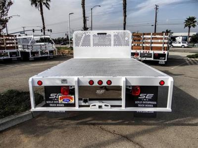 2020 Ford F-350 Regular Cab DRW 4x2, Scelzi WFB Flatbed #FL4445 - photo 2