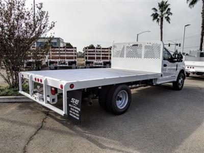 2020 Ford F-350 Regular Cab DRW 4x2, Scelzi WFB Flatbed #FL4445 - photo 4
