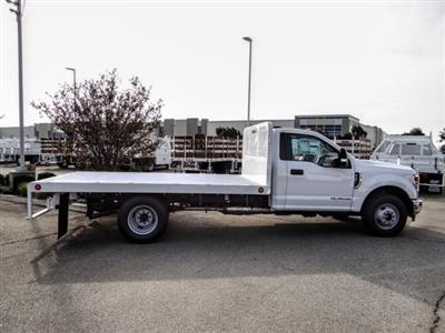 2020 Ford F-350 Regular Cab DRW 4x2, Scelzi WFB Flatbed #FL4445 - photo 5