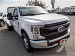 2020 Ford F-350 Regular Cab DRW 4x2, Scelzi WFB Flatbed #FL4445 - photo 6
