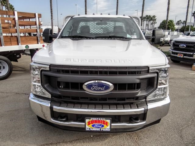 2020 Ford F-350 Regular Cab DRW 4x2, Scelzi WFB Flatbed #FL4446 - photo 8
