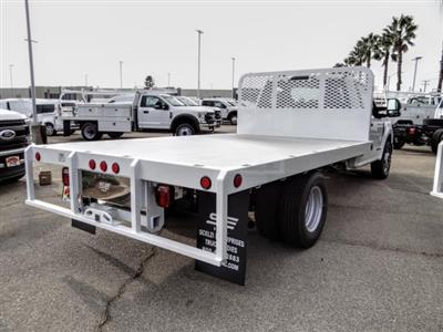 2020 Ford F-350 Regular Cab DRW 4x2, Scelzi WFB Flatbed #FL4446 - photo 5