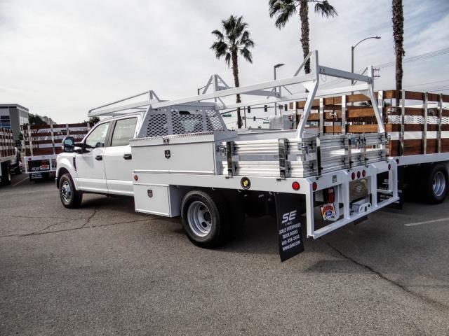 2020 Ford F-350 Crew Cab DRW 4x2, Scelzi Contractor Body #FL4447 - photo 1