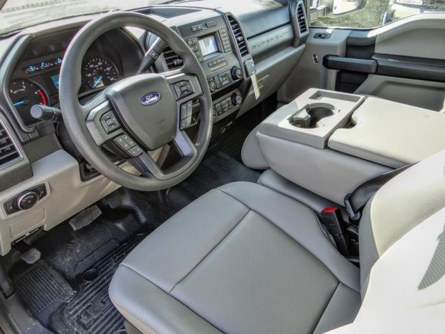 2020 Ford F-350 Regular Cab DRW 4x2, Scelzi WFB Stake Bed #FL4448 - photo 9