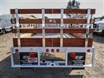 2020 Ford F-350 Regular Cab DRW 4x2, Scelzi WFB Stake Bed #FL4448 - photo 4