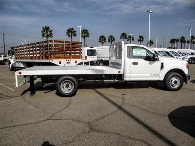 2020 Ford F-350 Regular Cab DRW 4x2, Scelzi WFB Flatbed #FL4449 - photo 6