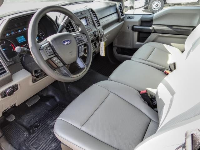 2020 Ford F-550 Regular Cab DRW 4x2, Scelzi SEC Combo Body #FL4450 - photo 9