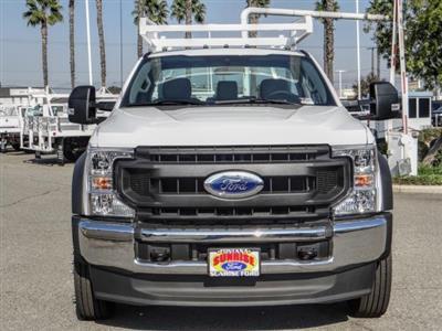 2020 Ford F-550 Regular Cab DRW 4x2, Scelzi SEC Combo Body #FL4450 - photo 8