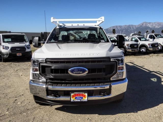 2020 Ford F-350 Regular Cab DRW 4x2, Scelzi CTFB Contractor Body #FL4474 - photo 9