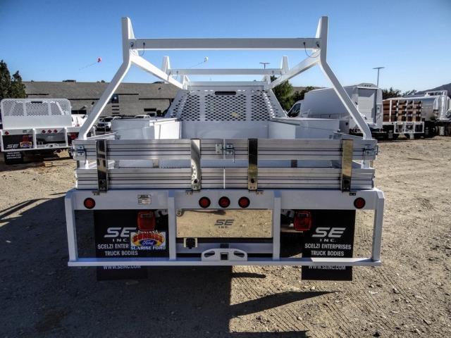 2020 Ford F-350 Regular Cab DRW 4x2, Scelzi CTFB Contractor Body #FL4474 - photo 4