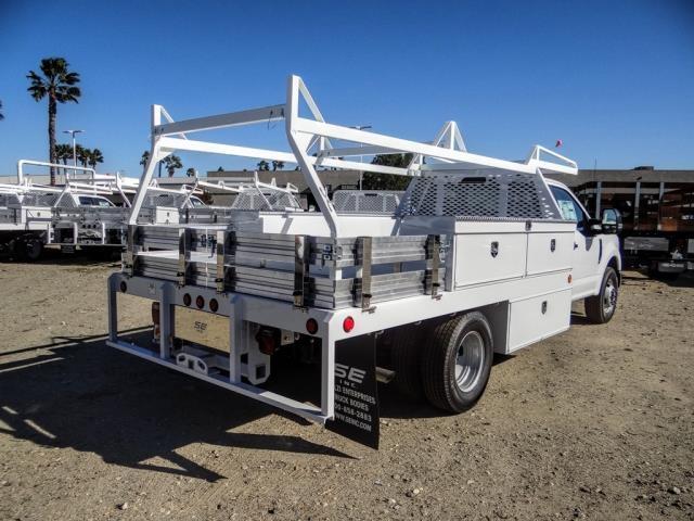 2020 Ford F-350 Regular Cab DRW 4x2, Scelzi CTFB Contractor Body #FL4474 - photo 5