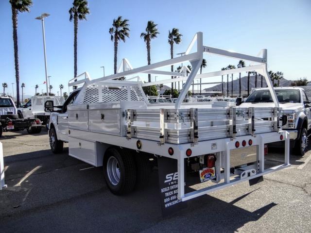 2020 Ford F-350 Regular Cab DRW 4x2, Scelzi Contractor Body #FL4477 - photo 1