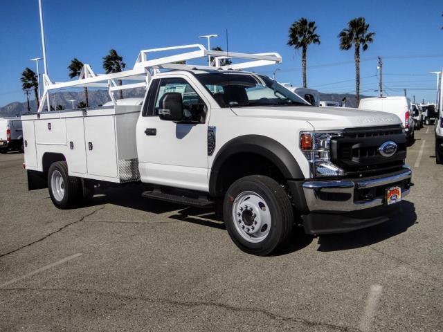 2020 Ford F-450 Regular Cab DRW 4x2, Scelzi Signature Service Body #FL4483 - photo 9