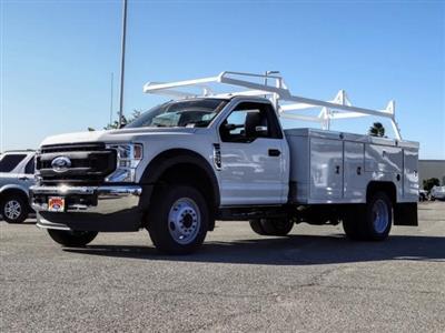 2020 Ford F-450 Regular Cab DRW 4x2, Scelzi Signature Service Body #FL4483 - photo 1