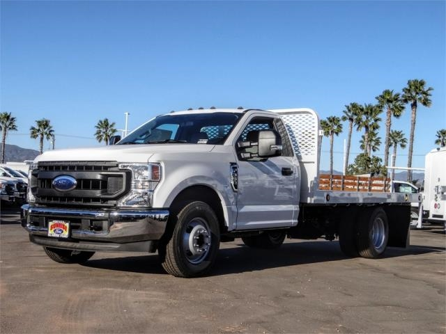 2020 Ford F-350 Regular Cab DRW 4x2, Scelzi Platform Body #FL4532 - photo 1
