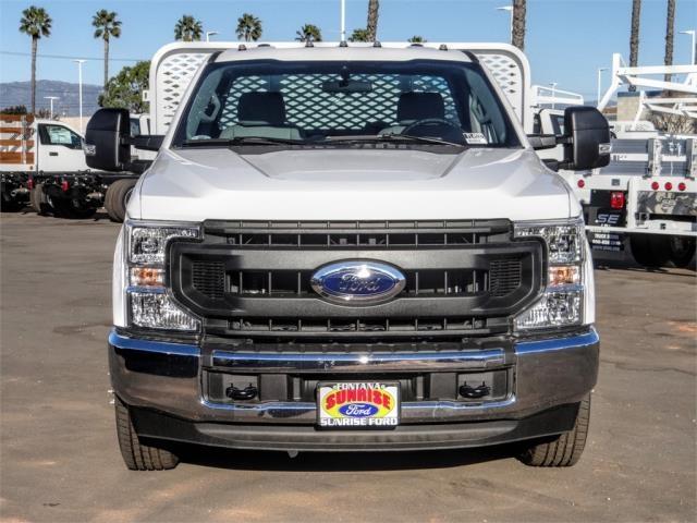 2020 Ford F-350 Regular Cab DRW 4x2, Scelzi WFB Flatbed #FL4532 - photo 7