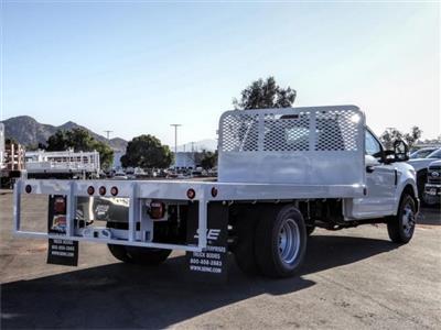 2020 Ford F-350 Regular Cab DRW 4x2, Scelzi WFB Flatbed #FL4532 - photo 4