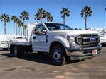2020 Ford F-350 Regular Cab DRW 4x2, Scelzi WFB Flatbed #FL4532 - photo 6