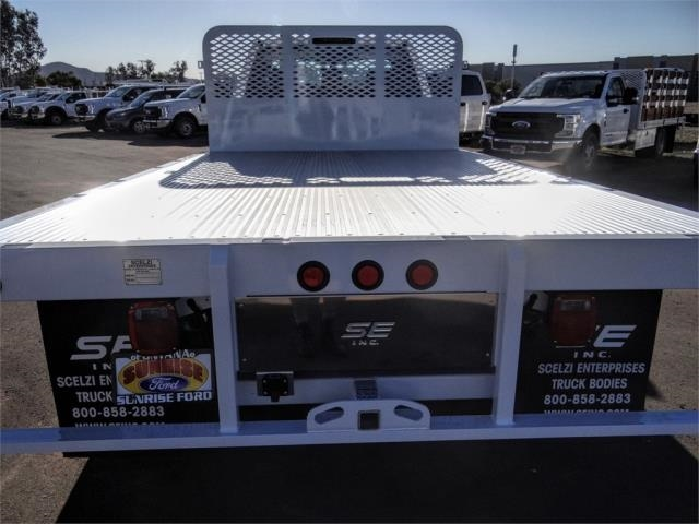 2020 Ford F-350 Regular Cab DRW 4x2, Scelzi WFB Flatbed #FL4546 - photo 10