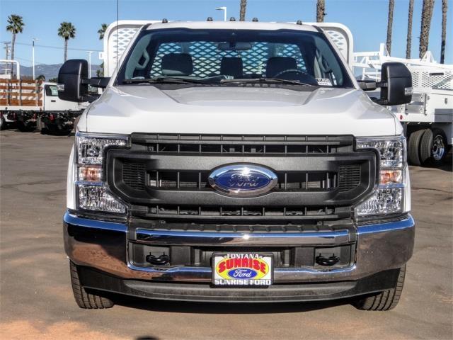 2020 Ford F-350 Regular Cab DRW 4x2, Scelzi WFB Flatbed #FL4546 - photo 7