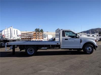 2020 Ford F-350 Regular Cab DRW 4x2, Scelzi WFB Flatbed #FL4548 - photo 5