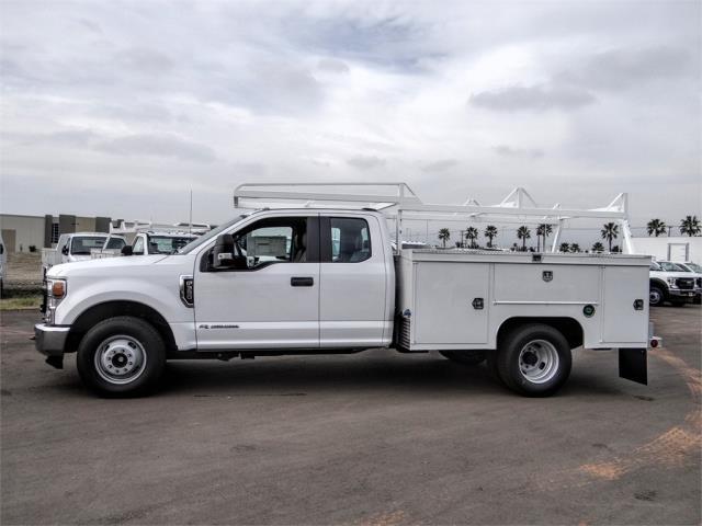 2020 Ford F-350 Super Cab DRW 4x2, Scelzi Signature Service Body #FL4549 - photo 3