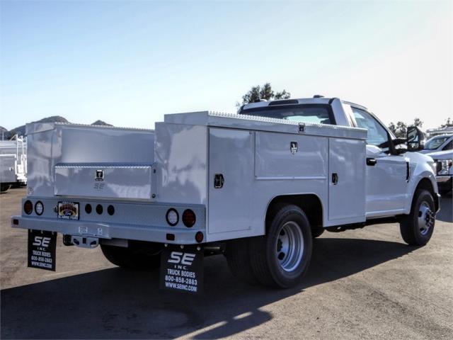 2020 Ford F-350 Regular Cab DRW 4x2, Scelzi Signature Service Body #FL4553 - photo 4