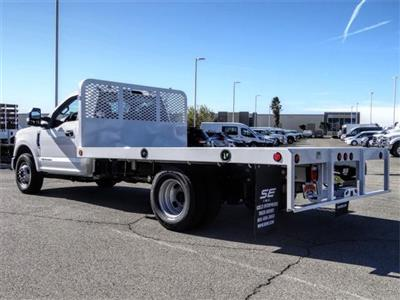 2020 Ford F-350 Regular Cab DRW 4x2, Scelzi WFB Flatbed #FL4615 - photo 2