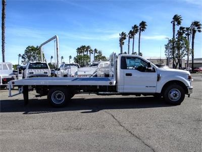 2020 Ford F-350 Regular Cab DRW 4x2, Scelzi WFB Flatbed #FL4615 - photo 5