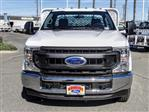 2020 Ford F-350 Regular Cab DRW 4x2, Scelzi WFB Flatbed #FL4615 - photo 7