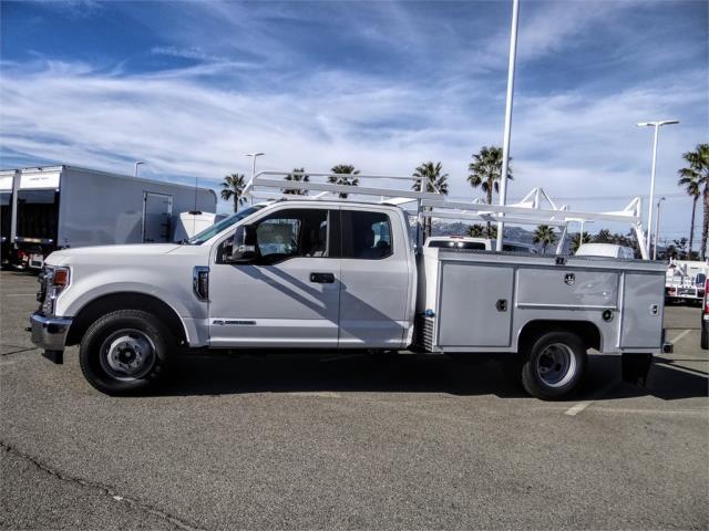 2020 Ford F-350 Super Cab DRW 4x2, Scelzi Signature Service Body #FL4616 - photo 3