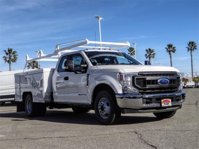 2020 Ford F-350 Super Cab DRW 4x2, Scelzi Signature Service Body #FL4616 - photo 6