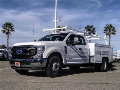 2020 Ford F-350 Super Cab DRW 4x2, Scelzi Signature Service Body #FL4616 - photo 1