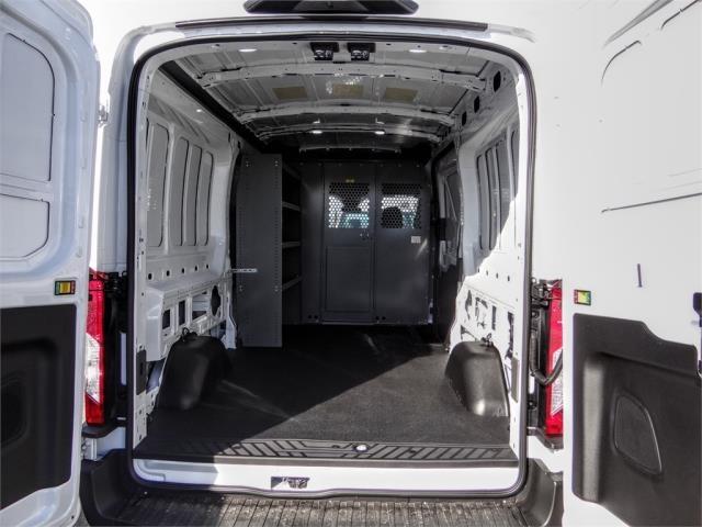 2020 Ford Transit 250 Med Roof 4x2, Adrian Steel Upfitted Cargo Van #FL4634DT - photo 2