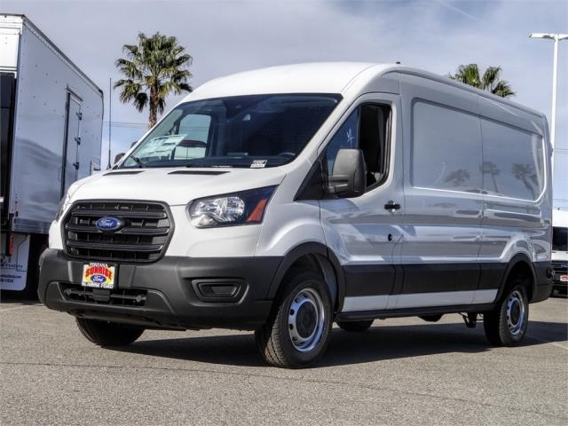 2020 Ford Transit 250 Med Roof 4x2, Adrian Steel Upfitted Cargo Van #FL4634DT - photo 1