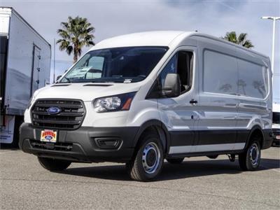 2020 Ford Transit 250 Med Roof 4x2, Adrian Steel Upfitted Cargo Van #FL4634DT - photo 1