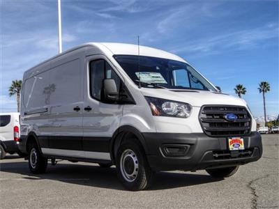 2020 Ford Transit 250 Med Roof 4x2, Adrian Steel Upfitted Cargo Van #FL4634DT - photo 7