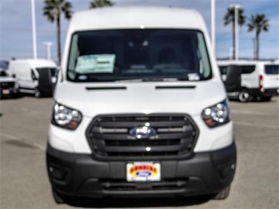 2020 Ford Transit 250 Med Roof 4x2, Adrian Steel Upfitted Cargo Van #FL4634DT - photo 8